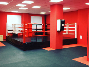 BOXING GYM, Ufa City