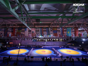 QAZAQ KURESI world championship, Aktobe city