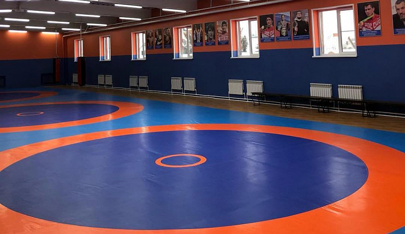 Olympic training center CHAMPION, Domodedovo
